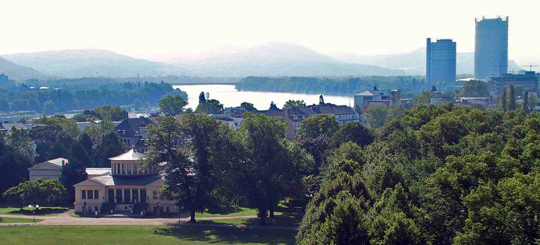 View of Bonn, Copyright: Dr. Thomas Mauersberg / University Bonn