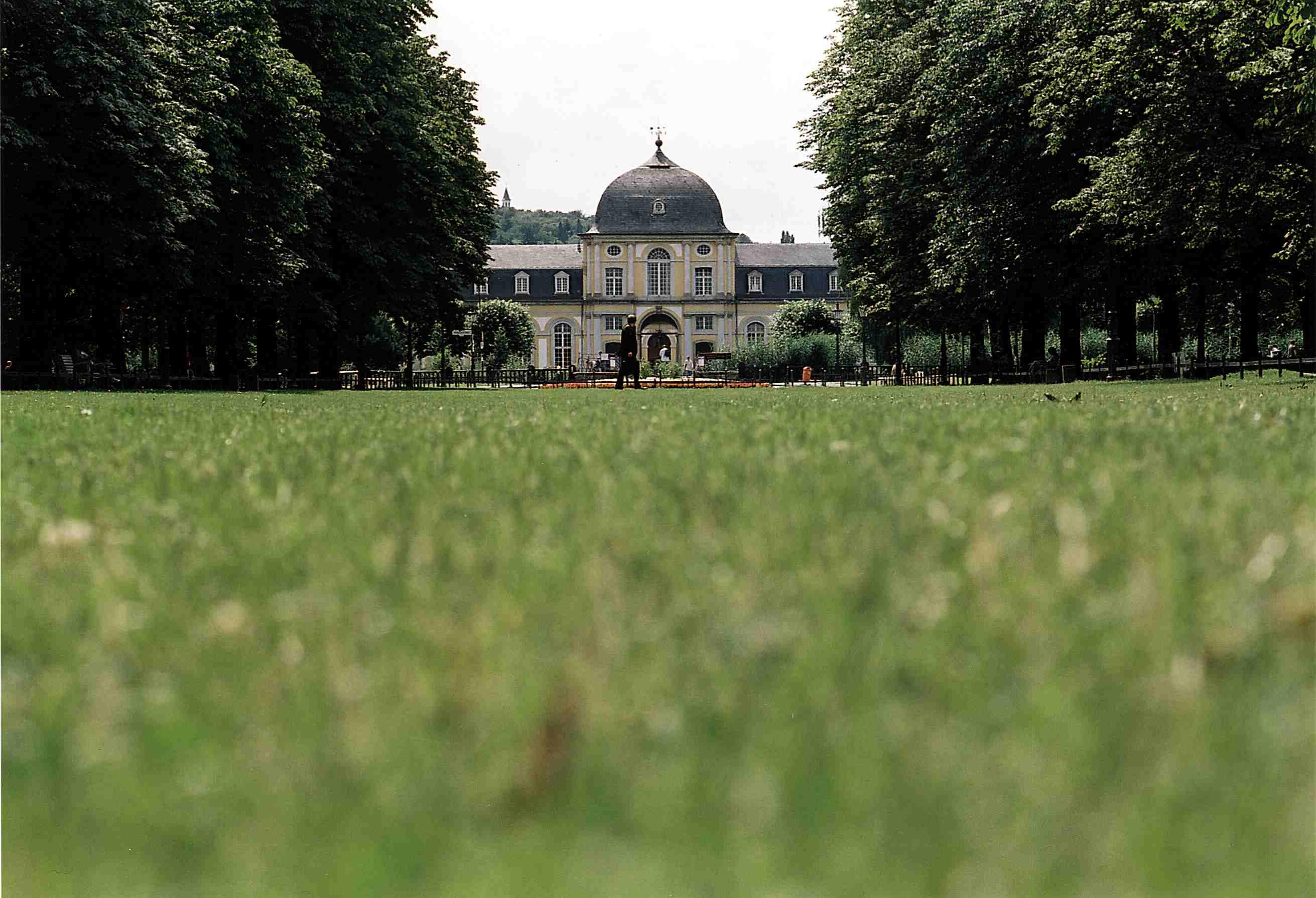 Poppelsdorf Palace, Copyright: Heilke Fischer / University Bonn